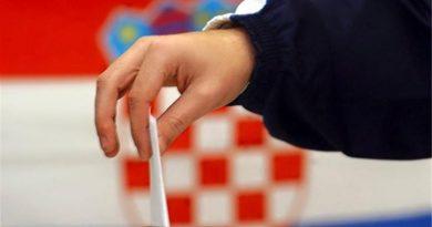 Wybory w Chorwacji.