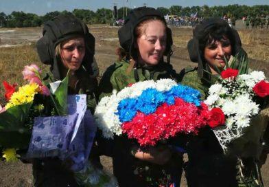 Kobiety jako trybiki machiny wojennej w Donbasie