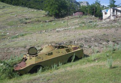 Stara wojna nie rdzewieje. Starcia na granicy Armenii i Azerbejdżanu