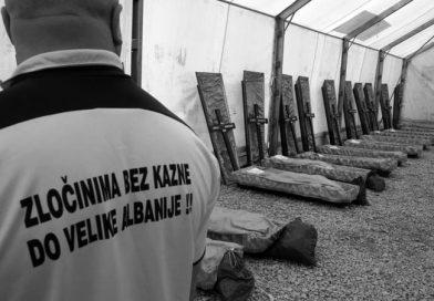 Prezydent Kosowa, Hashim Thaci, został aresztowany i oczekuje na proces w Hadze