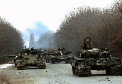 Czołgiem w Nowy Rok, czyli o porażce rosyjskiego szturmu na miasto Grozny