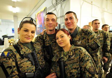 Siły Zbrojne Bośni i Hercegowiny 2/2. Zjednoczeni przez podział