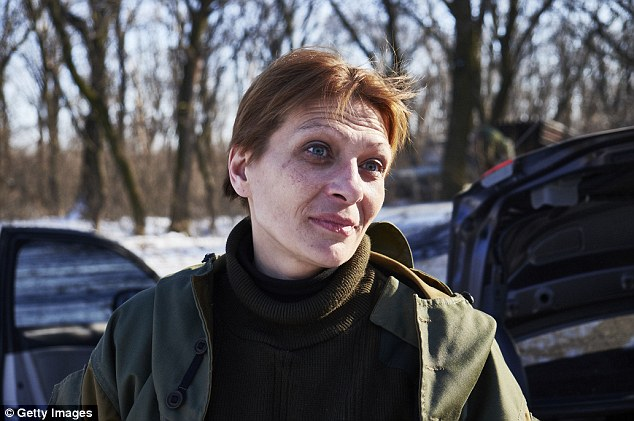 Olga Sergeewna aka Olga Kaczur walczyła po stronie prorosyjskich separatystów w Donbasie.
