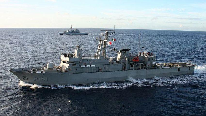 Meksykański patrolowiec Chiapas (PO 165) typu Oaxaca,