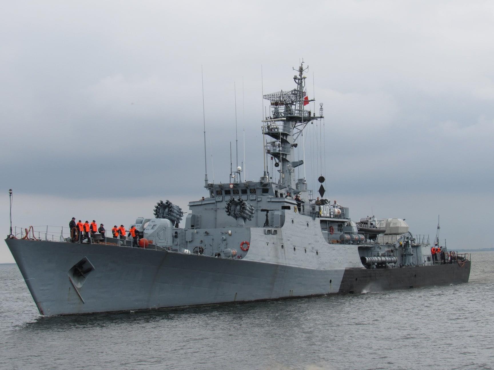 Okręt Rzeczpospolitej Polskiej