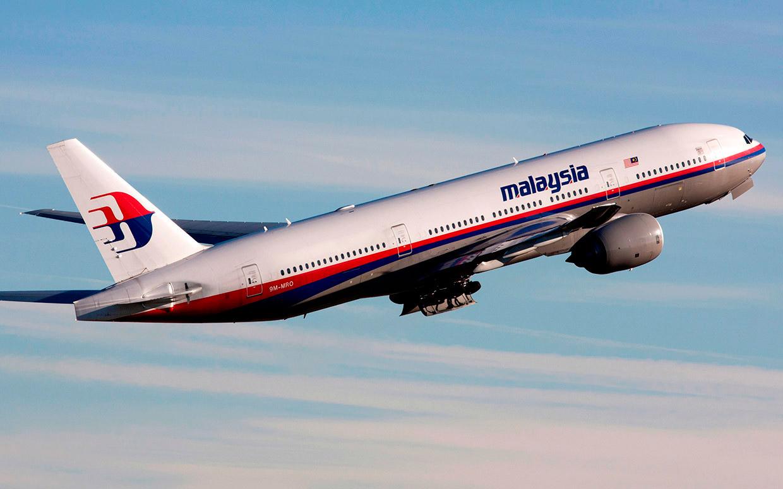 Samolot malezyjskich linii lotniczych